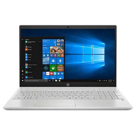2020 HP Pavilion 15.6' FHD 1080p Non-Touchscreen Laptop PC, 10th Gen Intel Core i5-1035G1 Quad-Core Processor, 8GB DDR4 RAM, 256GB SSD, HDMI, WiFi 6, Bluetooth 5, Webcam, Windows 10 Home, Silver