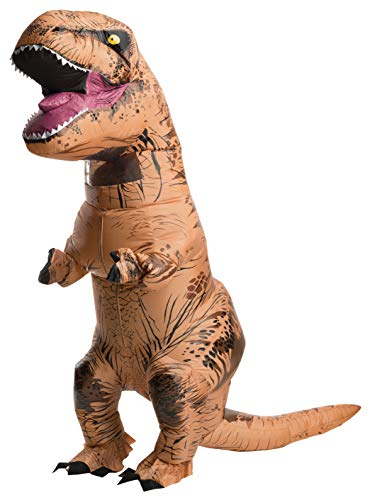 Rubies The Original Inflatable Dinosaur Costume, T-Rex, Standard