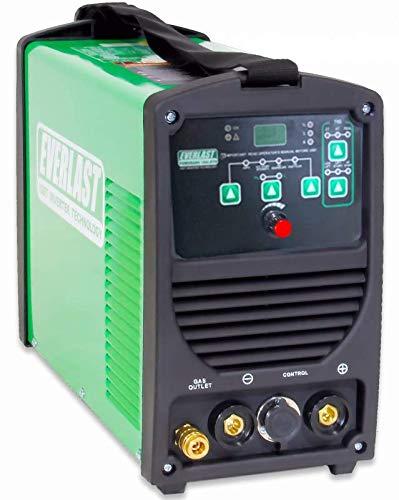 2019 EVERLAST PowerARC 160STH 160amp HF TIG Stick IGBT Welder 110/220 Dual Voltage