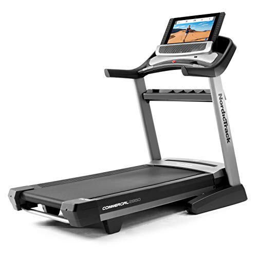 NordicTrack Commercial Series 22' HD Touchscreen Display Treadmill 2950 model + 1 Year iFit Membership