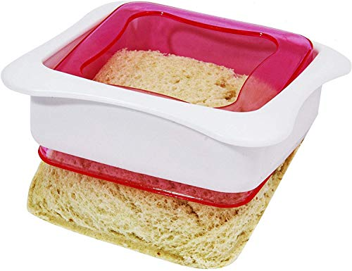 Sandwich Cutter Sealer n Decruster (Color May Vary)