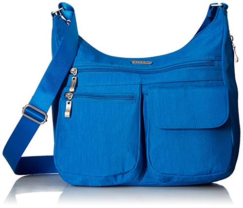 Baggallini Everywhere Bagg with RFID, Directoire Blue