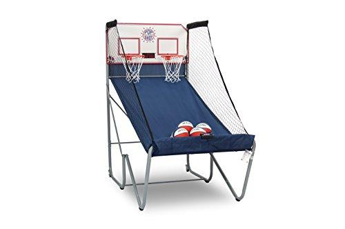 Pop-A-Shot Official Home Dual Shot Basketball Arcade Game