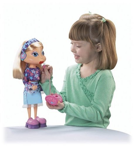 Fisher-Price Rugrats All Grown Up: Total Makeover Sing & Style Angelica Doll