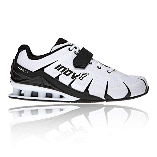 Inov-8 Mens Fastlift 360 - Weightlifting Shoes - White/Black - 9.5