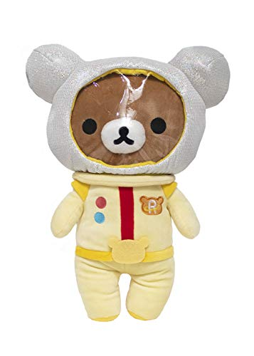 San-X Rilakkuma Space Plush Teddy Bear - Large 14'