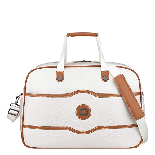 DELSEY Paris Chatelet Soft Air Weekender Travel Duffel Bag, Champagne, One Size
