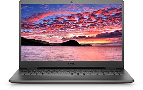 2021 Newest Dell Inspiron 3000 Laptop, 15.6 HD LED-Backlit Display, Intel Celeron Processor N4020, 16GB DDR4 RAM, 512GB PCIe Solid State Drive, Online Meeting Ready, Webcam, HDMI, Win10 Home, Black