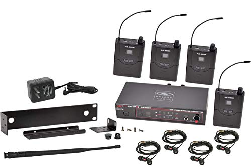 Galaxy Audio AS-950-4 Wireless In Ear Personal Monitor System Band Pack, Band P2