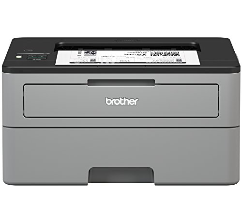 Brother Compact Monochrome Laser Printer, HL-L2350DW, Wireless Printing, Duplex Two-Sided Printing, Amazon Dash Replenishment Ready