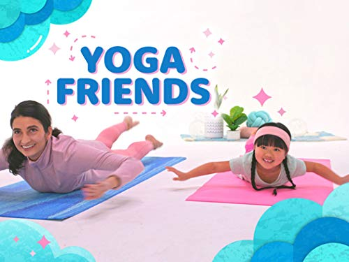 Yoga Friends: Guppy Pose with Molly