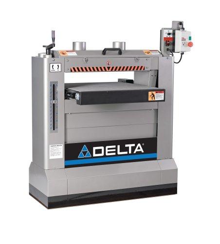 Delta Woodworking 31-481 26-Inch Dual Drum Sander, 3-HP, 230V