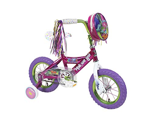 12 Inch Trolls Girls' Bike