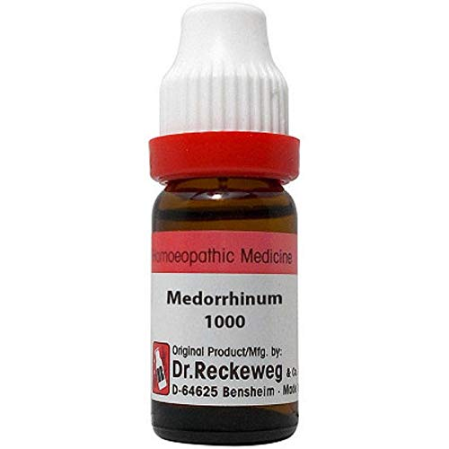 Dr. Reckeweg Homeopathy Medorrhinum (11 ML) (Select Potency) by USAMALL (1000 CH (1 M))