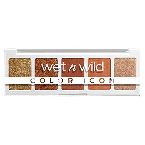 Wet n Wild Color Icon 5-Pan Makeup Palette, Long-Wear, Vegan, Sundaze