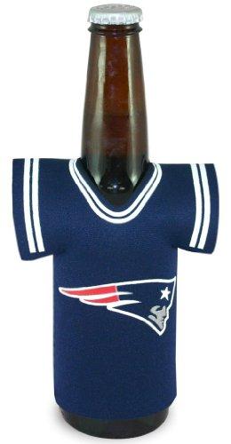 New England Patriots NFL Bottle Jersey Holder