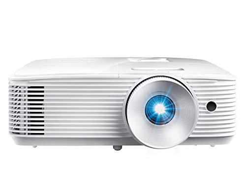 Optoma HD28HDR 1080p Home Theater Projector for Gaming and Movies   Support for 4K Input   HDR Compatible   120Hz refresh rate   Enhanced Gaming Mode, 8.4ms Response Time   High-Bright 3600 lumens