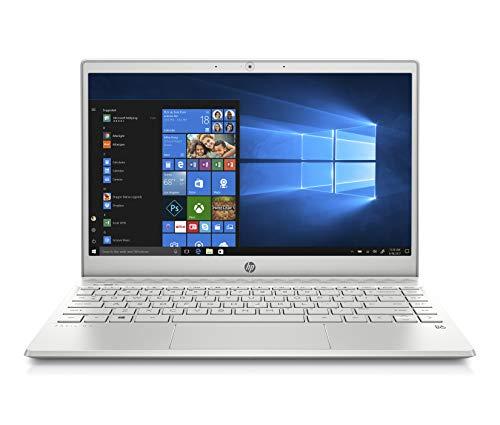 HP Pavilion 13-inch Light and Thin Laptop Intel Core i5-8265U Processor, 8 GB SDRAM Memory, 256 GB Solid-State Drive, Windows 10 (13-an0010nr, Mineral Silver) (4WJ36UA#ABA)