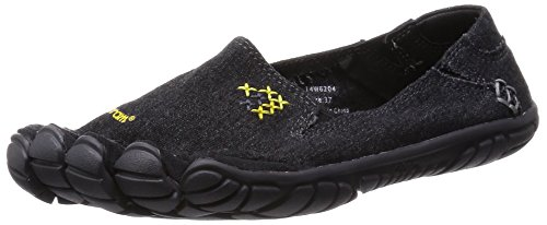 Vibram FiveFingers Women's CVT-Hemp Black Sneaker 40 (US Women's 9) B - Medium