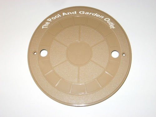 MP Auto Fill Pool Water Level Lid Tan 9-7/8' Cover Lid Tan Replacement