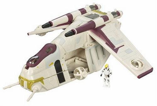 Hasbro Star Wars Transformers - Gunship