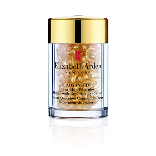 Elizabeth Arden Advanced Ceramide Capsules Daily Youth Restoring Eye Serum, Anti Aging Eye Serum and Moisturizer