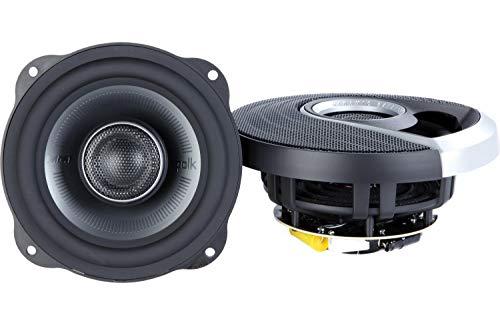 Polk Audio MM1 Series 5.25 Inch 300W Coaxial Marine Boat ATV Car Audio Speakers