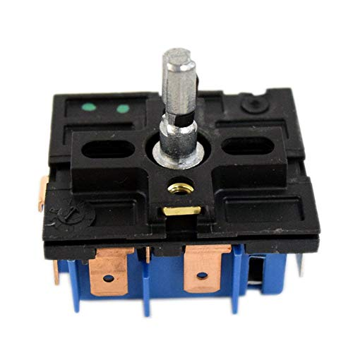 Ge WB24X25013 Range Surface Element Control Switch Genuine Original Equipment Manufacturer (OEM) Part