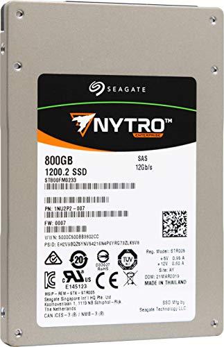 Seagate Nytro 1200.2 ST400FM0303 400GB eMLC DP SAS 12Gb/s 2.5' 7mm Enterprise SSD