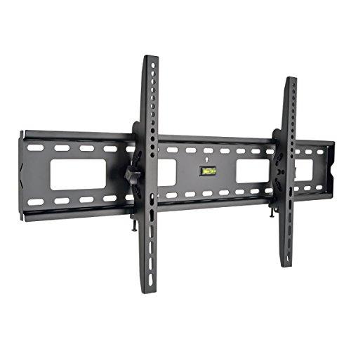 Tripp Lite Tilt Wall Mount for 45' to 85' TVs, Monitors, Flat Screens, LED, Plasma or LCD Displays (DWT4585X),Black
