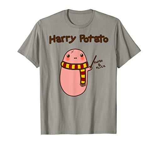 Potato T Shirt Food T Gift T-Shirt