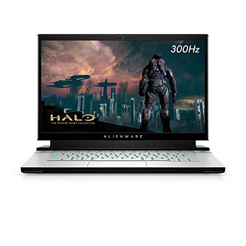 Alienware m15 R4 RTX 3070 Gaming Laptop Full HD (FHD), 15.6 inch - Intel Core i7-10870H, 16GB DDR4 RAM, 1TB SSD, NVIDIA GeForce RTX 3070 8GB GDDR6, Windows 10 Home - Lunar Light (Latest Model)