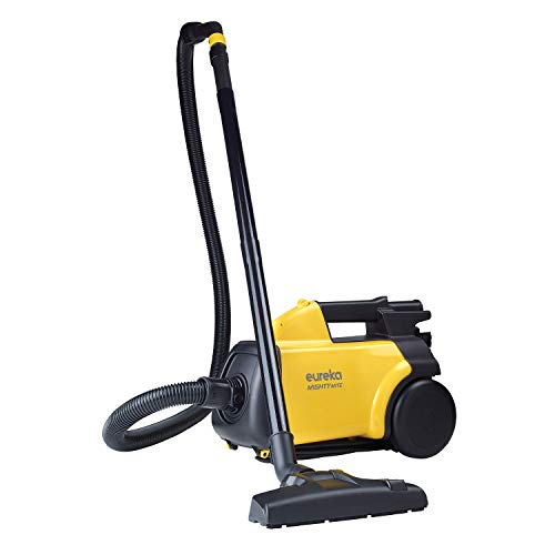 Eureka Mighty Mite 3670 Corded Canister Vacuum Cleaner, Ordinary, Yellow