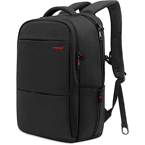 LAPACKER Laptop Backpack, XL Extra Large Computer Backpack for Men 17.3 inch Travel Business Backpacks, Shockproof & Water Resistant Backpack