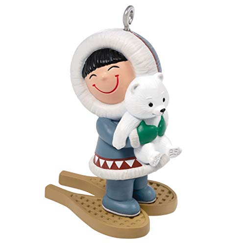 Hallmark Keepsake Christmas Ornament 2020, Mini Frosty Lil' Friends, 1.12'