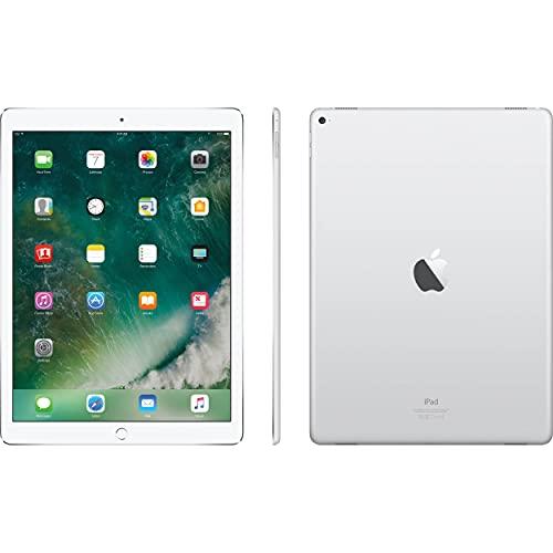 Apple iPad Pro 10.5in - 64GB Wifi - 2017 Model - Silver (Renewed)