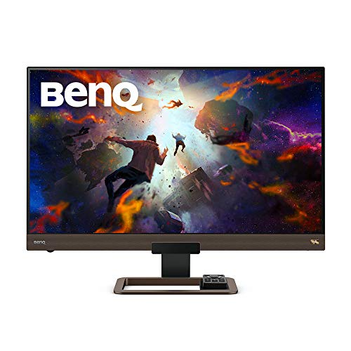 BenQ EW3280U 32 inch 4K Montior | IPS | Entertainment with HDMI connectivity HDR Eye-Care Integrated Speakers and Custom Audio Modes