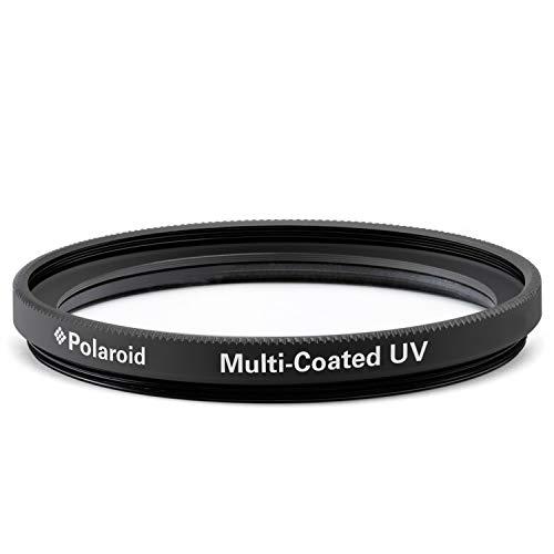 Polaroid Optics 95mm UV Filter  | Protective Ultraviolet Filter Absorbs Haze, Improves Images & Shields Lens from Atmospheric Damage |  Slim Multi-Coated Glass
