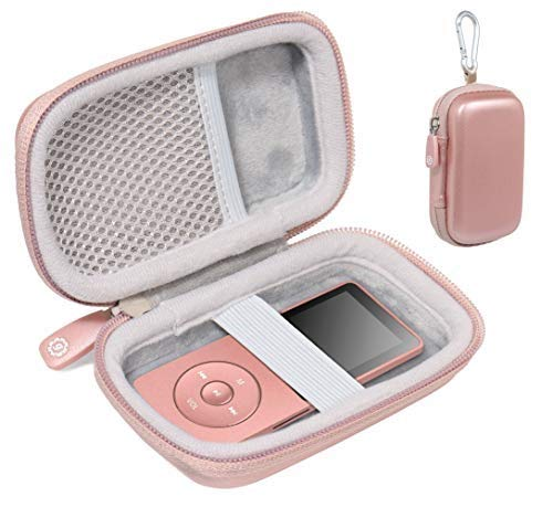 getgear Carrying case for MP3 & MP4 Player Like Soulcker, G.G.Martinsen, Grtdhx, iPod Nano, Music Player, Sony WF1000X/BM1 /B Walkman and Other Music Players