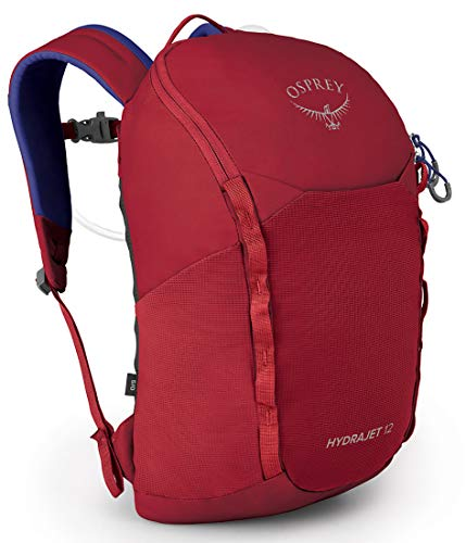 Hydrajet 12 Kid's Hydration Backpack, Cosmic Red