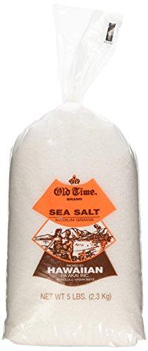Hawaiian Sea Salt From the Hawaiian Islands - 5lb Bag