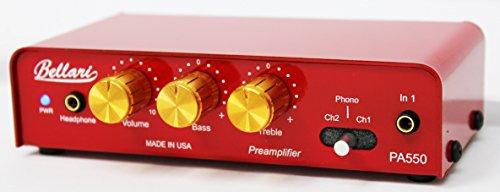 Bellari PA550 Preamplifier
