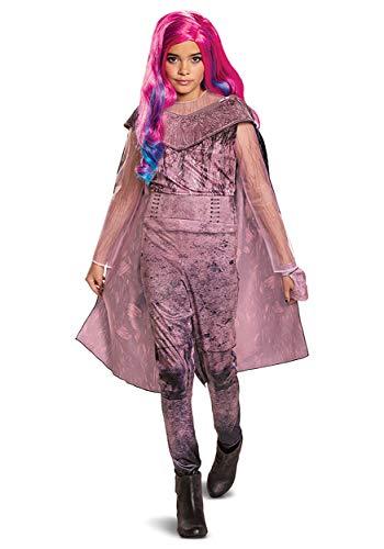 Disney Audrey Descendants 3 Deluxe Girls' Costume Pink