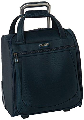 Samsonite Mightlight 2 Softside Luggage with Spinner Wheels, Majolica Blue, Underseater