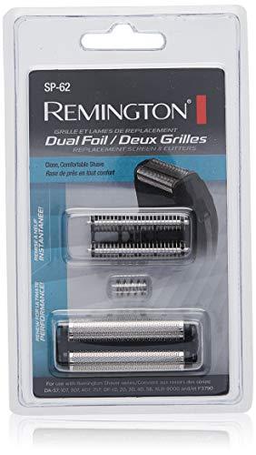 Remington SP-62 Foils and Cutters, Black