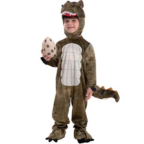 Child Unisex T-rex Realistic Costume (Small (5-7yr))