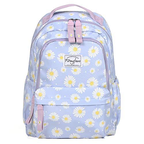 Backpack for Girls Elementary School FITMYFAVO School Book bags Girls Backpacks for Elementary College Women 15.6 Laptop Backpacks