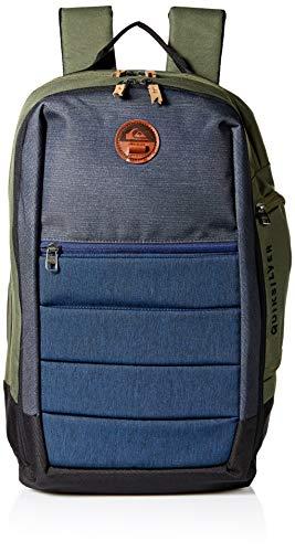 Quiksilver Men's Upshot Plus Backpack, medium grey heather, 1SZ