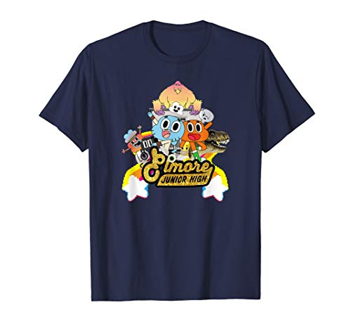 The Amazing World of Gumball Elmore Junior High T-Shirt