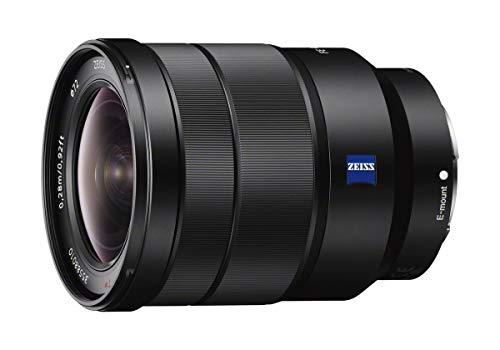 Sony 16-35mm Vario-Tessar T FE F4 ZA OSS E-Mount Lens (Renewed)